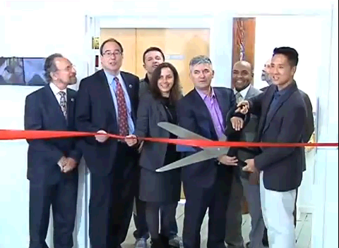 YOHO Expansion and Ribbon Cutting 04-15-2013