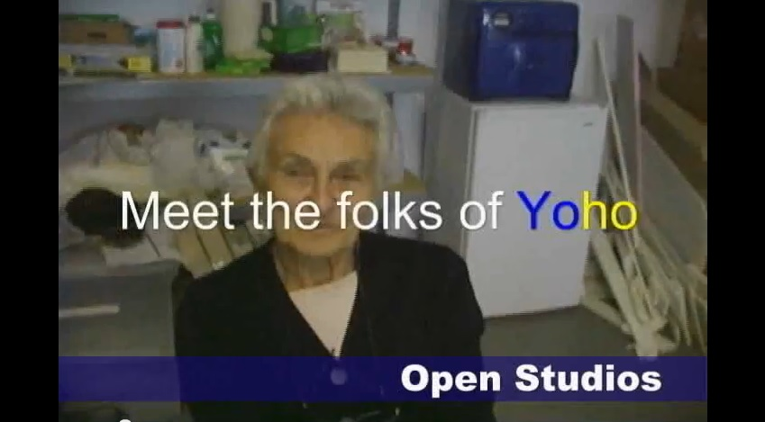 Open Studios – Come See Art Where it is Made and Meet